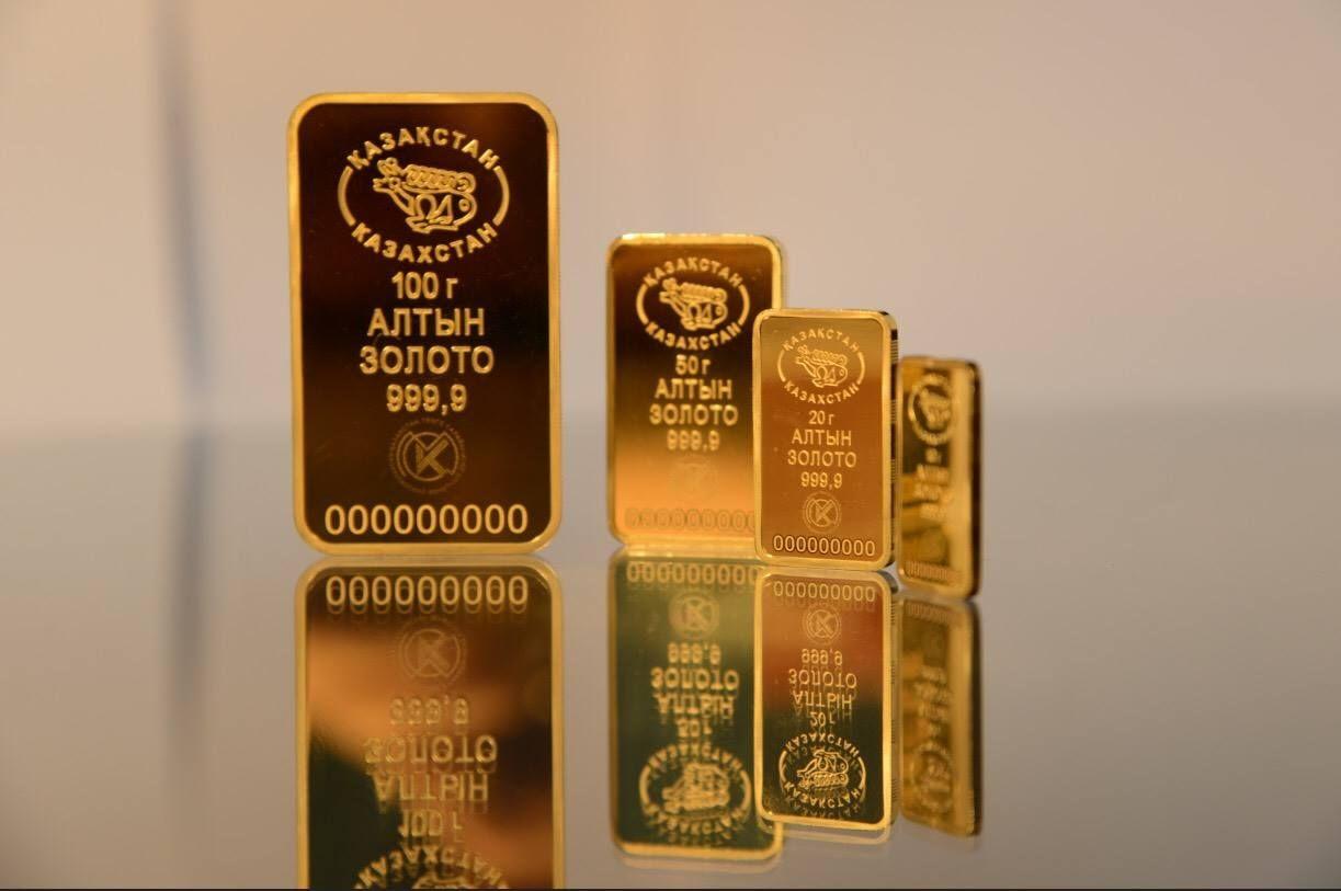 снится золото в слитках