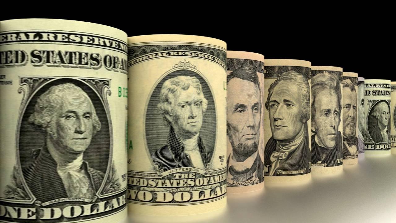 К чему сняться доллары