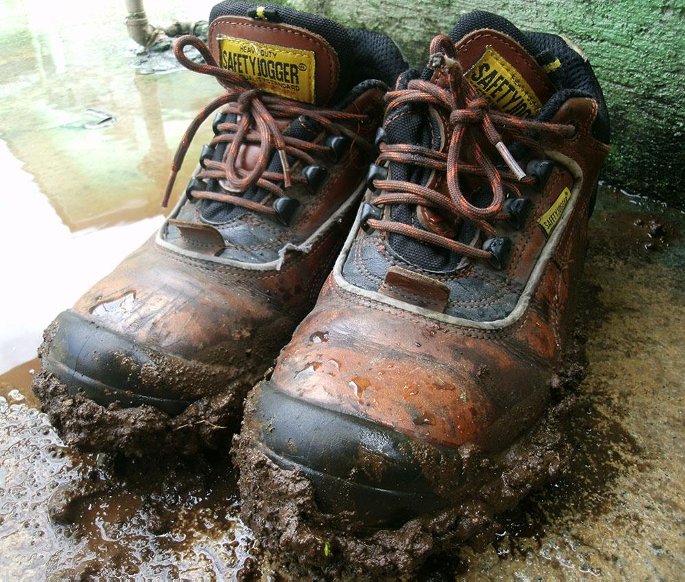 К чему снятся грязные сапоги