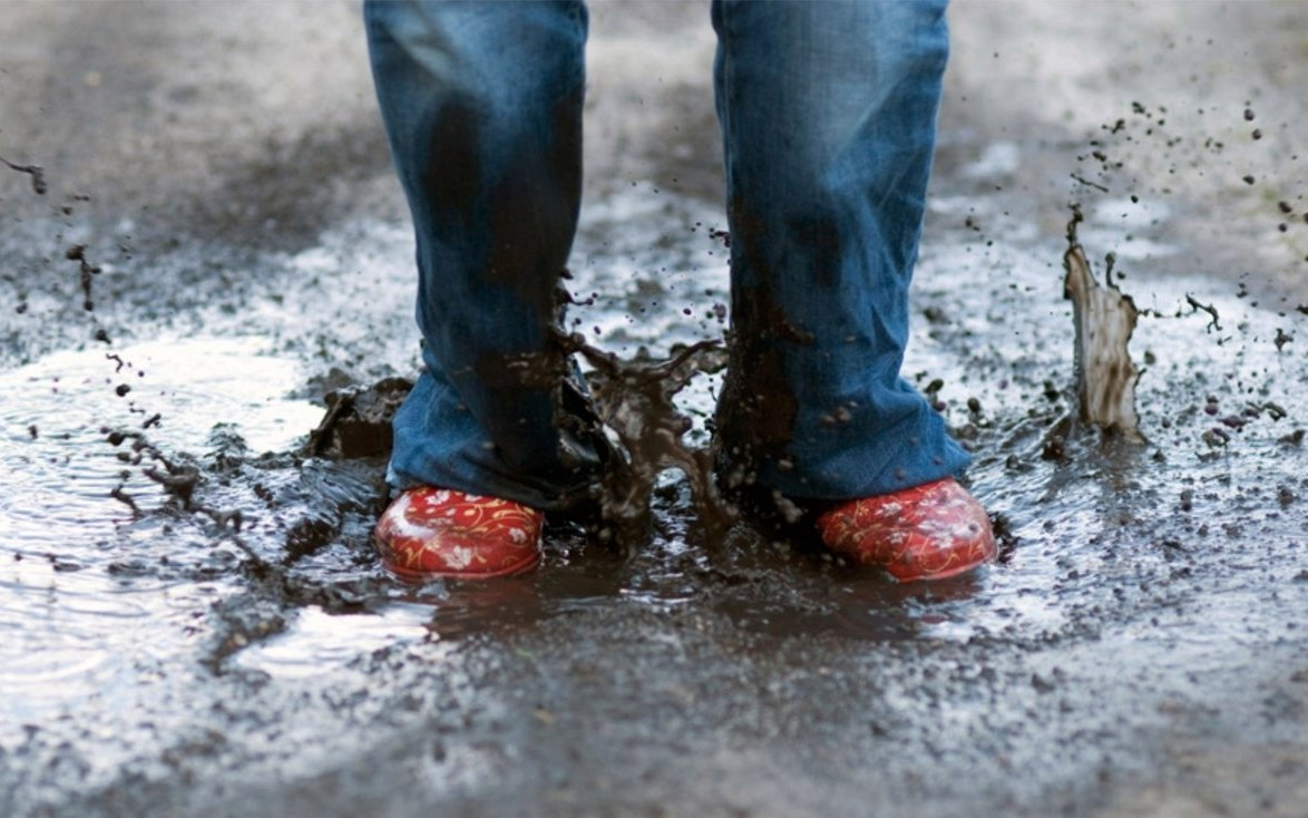 снятся грязные сапоги