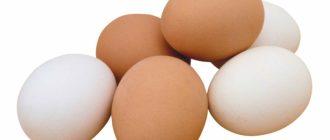 снятся крупные куриные яйца