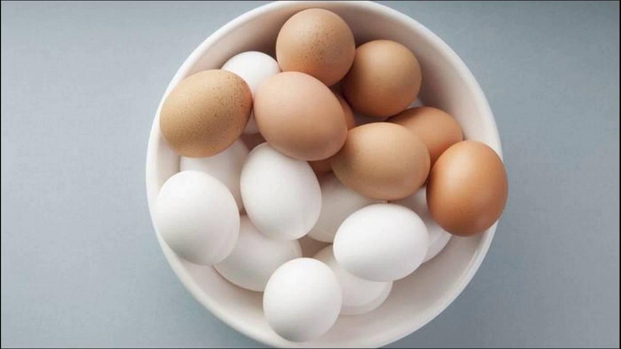 снятся сырые яйца