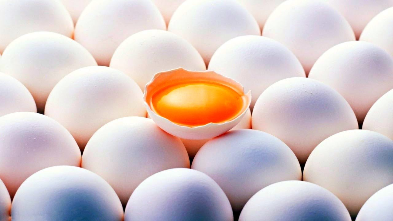 снятся тухлые яйца