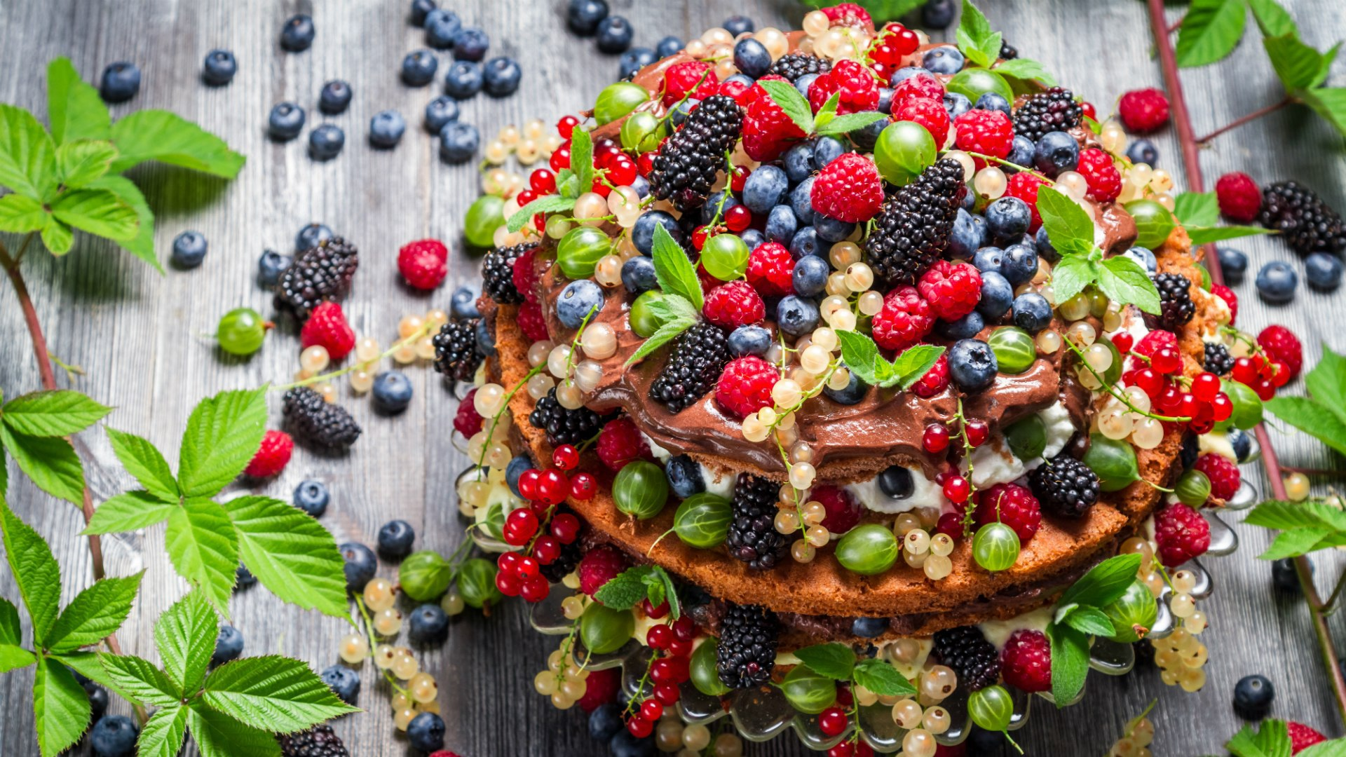 Фото ягод и фруктов в хорошем качестве