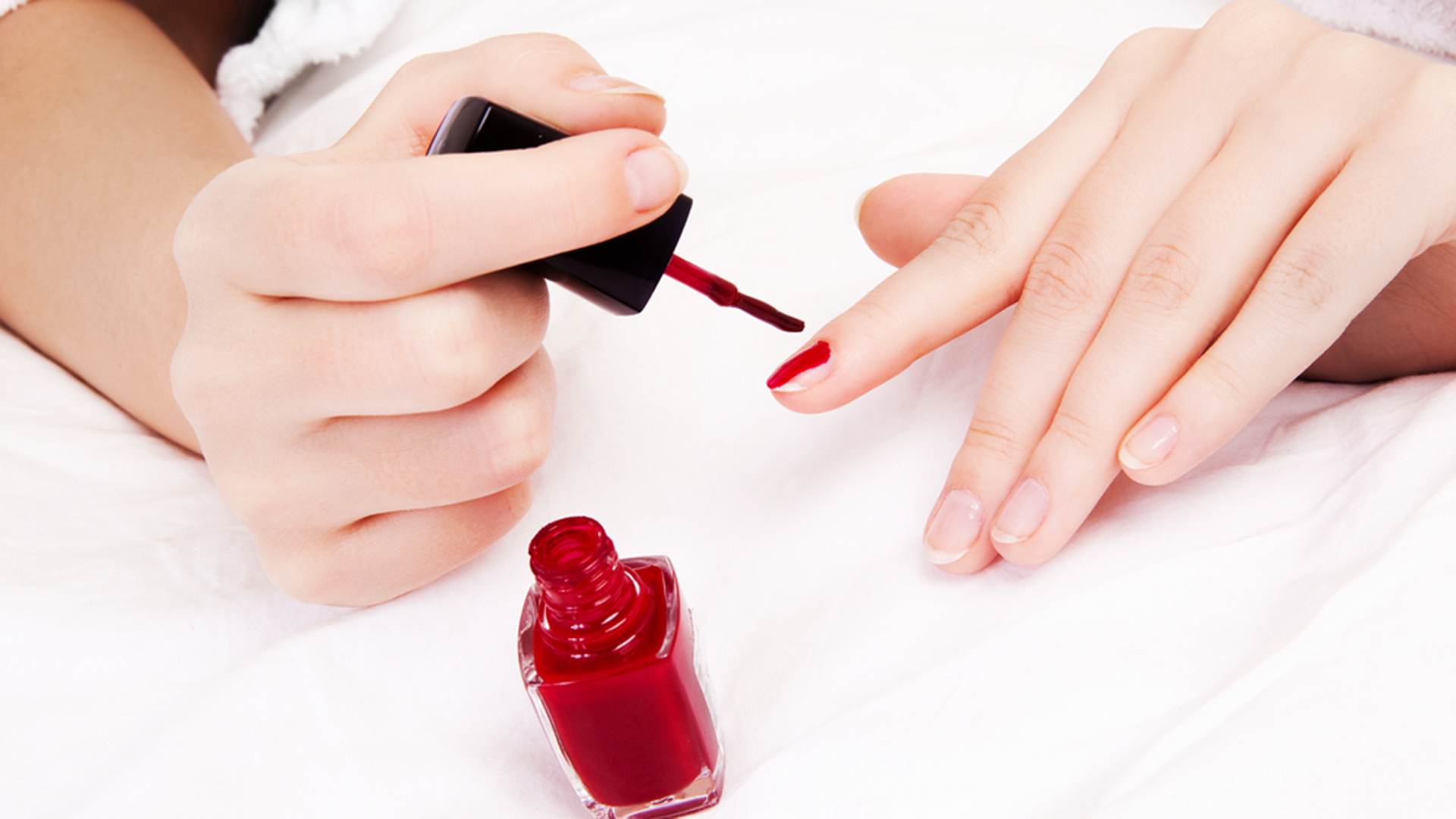 Ногти красить картинка