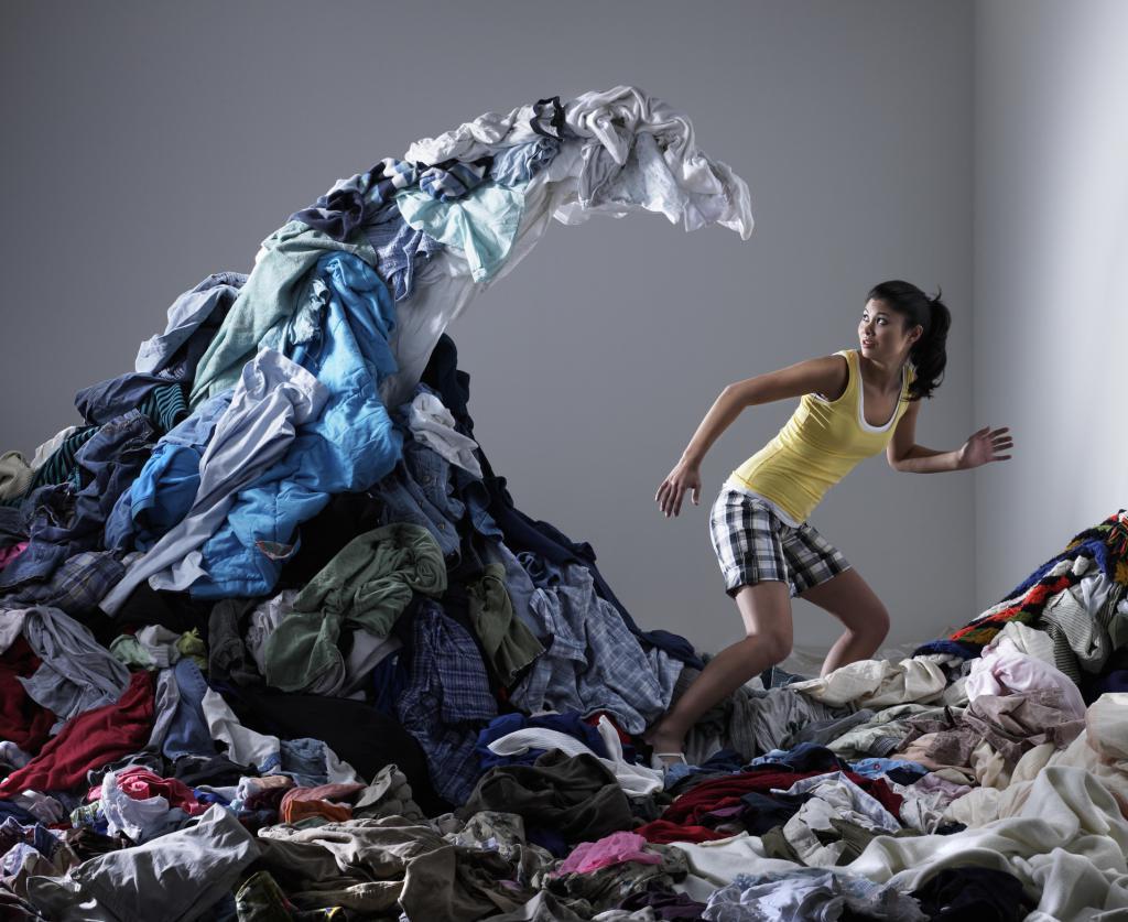 Куча одежды картинки