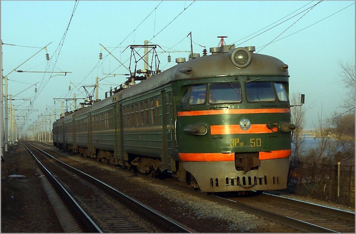 от поезда во сне
