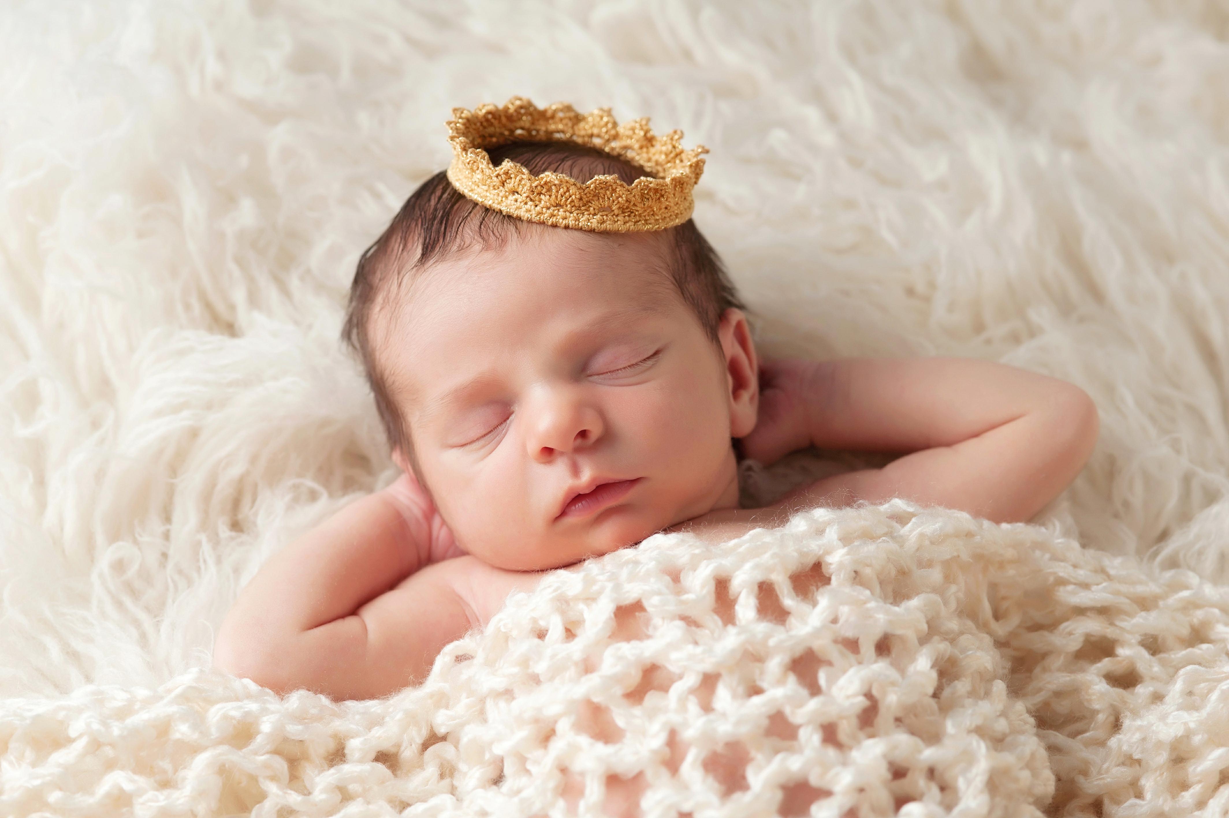 Приснился новорожденный