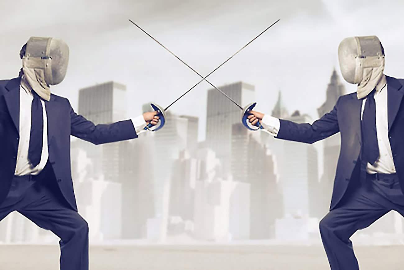 Ссора с другом