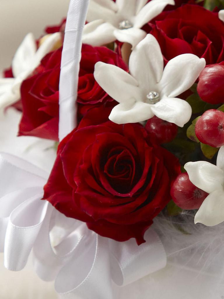 Во сне подарили цветы
