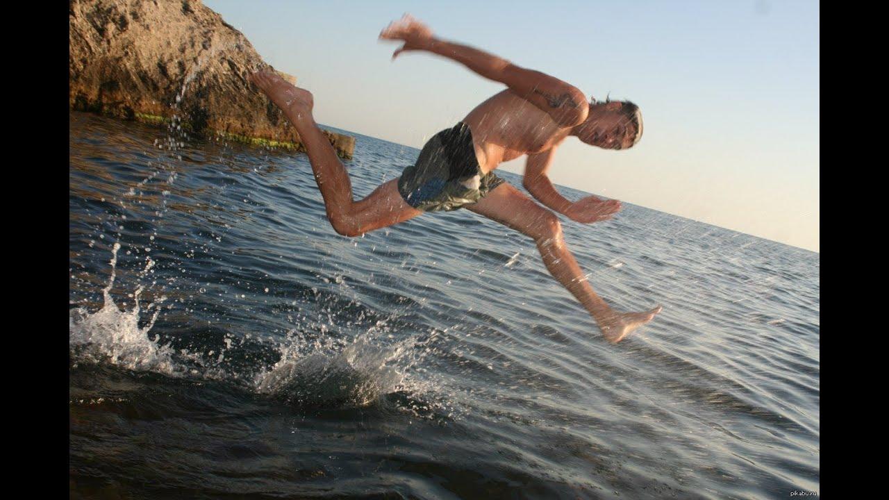 Бежать по воде