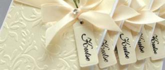 Сонник - к чему снится приглашение на свадьбу