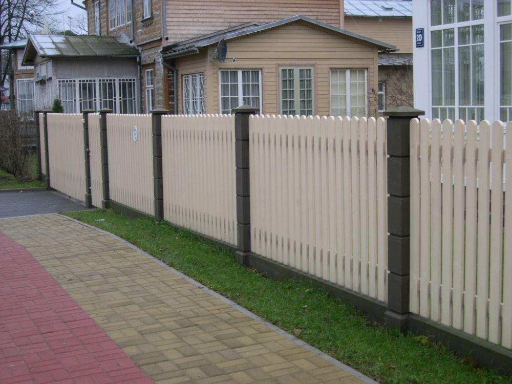 во сне забор деревянный