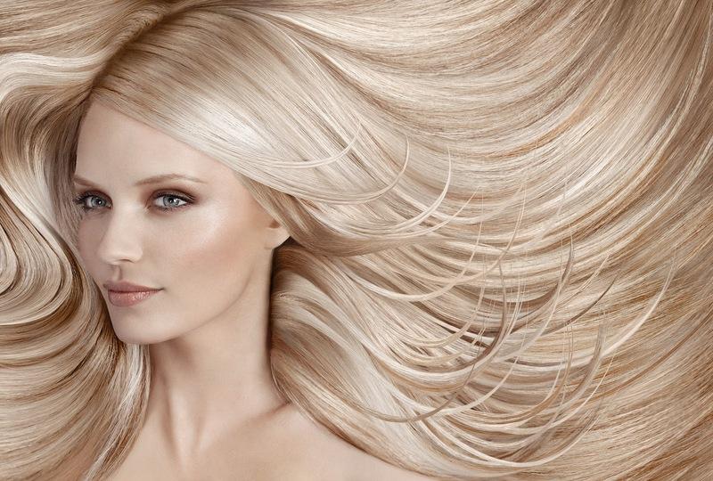 Поменять цвет волос в светлый значение