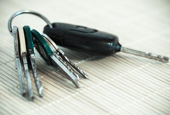 Снятся ключи