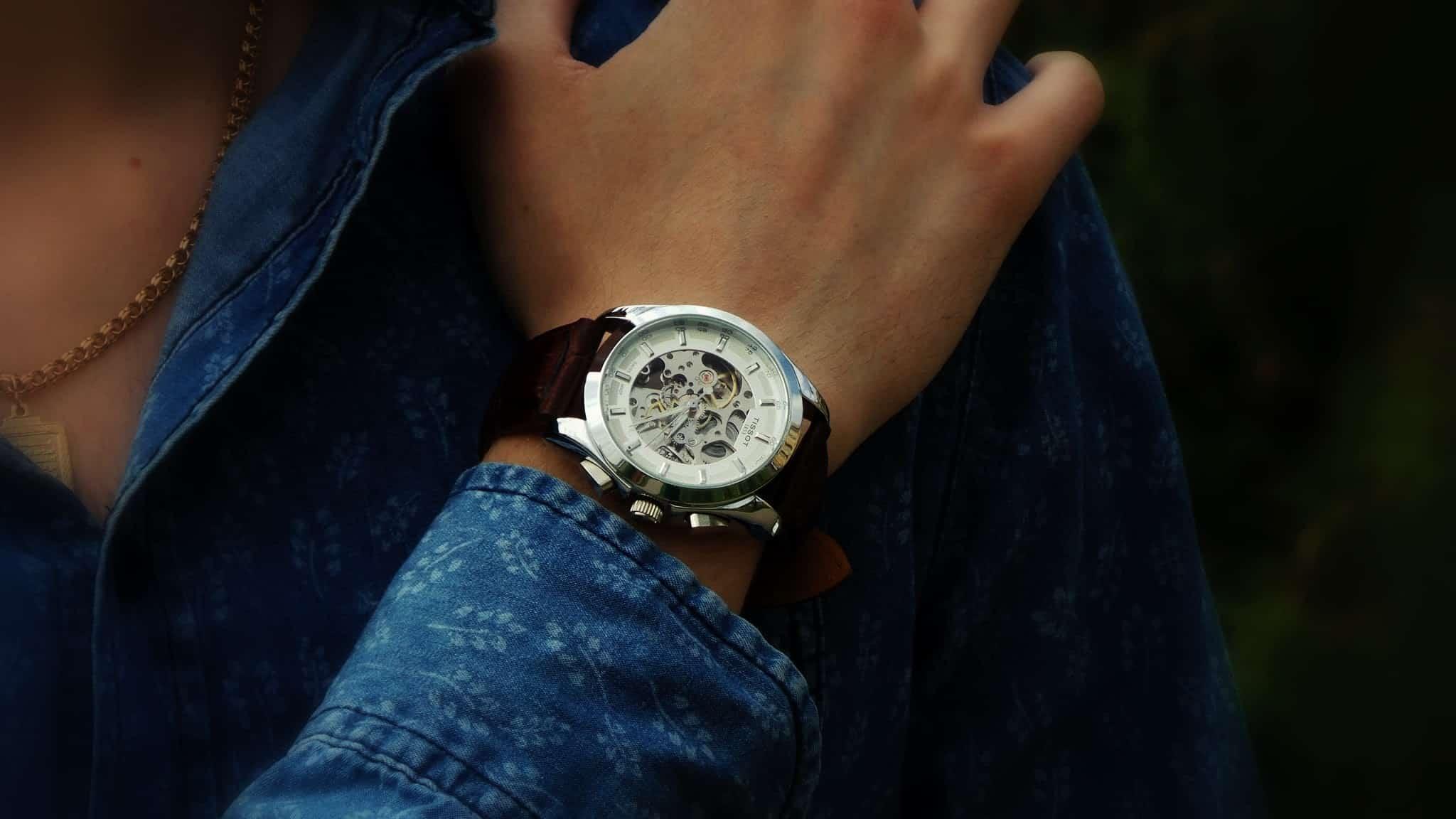 Во сне подарили наручные часы