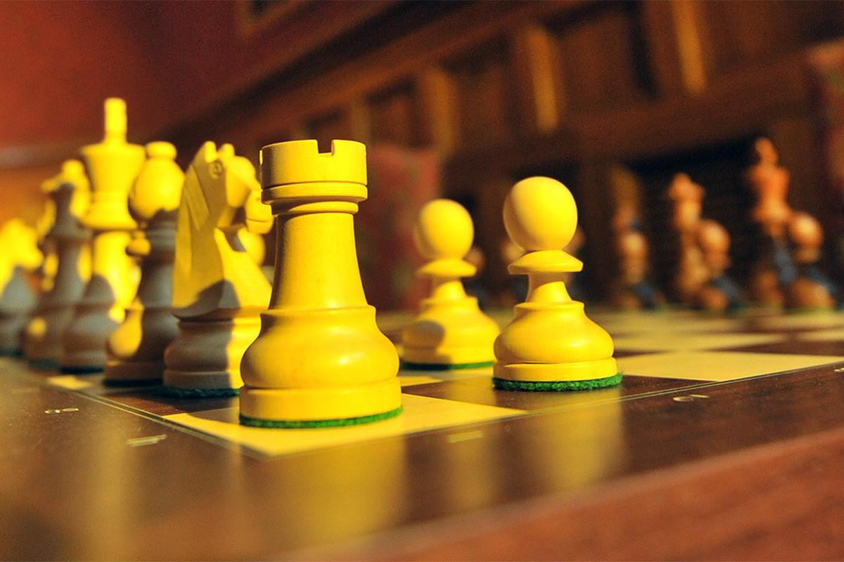Приснилась шахматная доска
